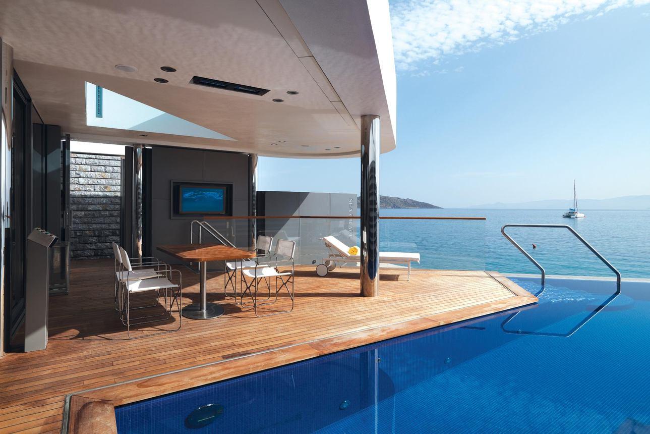 Yachting Pool Villa Waterfront