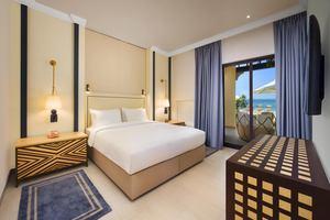 Deluxe Villa strandtoegang