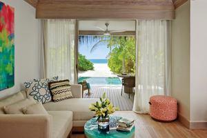 Family Retreat Beach Pool Villa