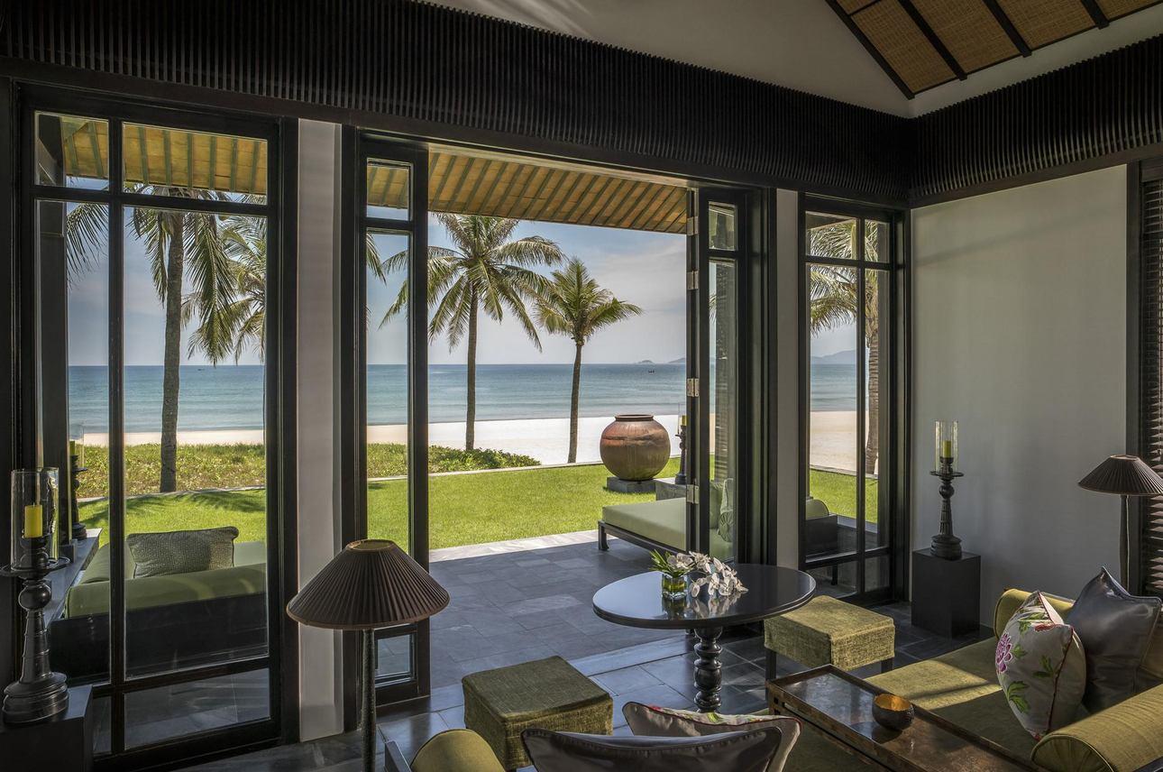 Beachfront Villa - 1 slaapkamer