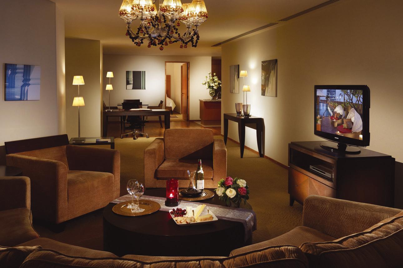 Tower Club Signature Suite - 2 slaapkamers