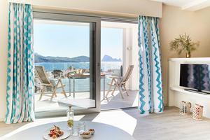 Resort Suite Zeezicht