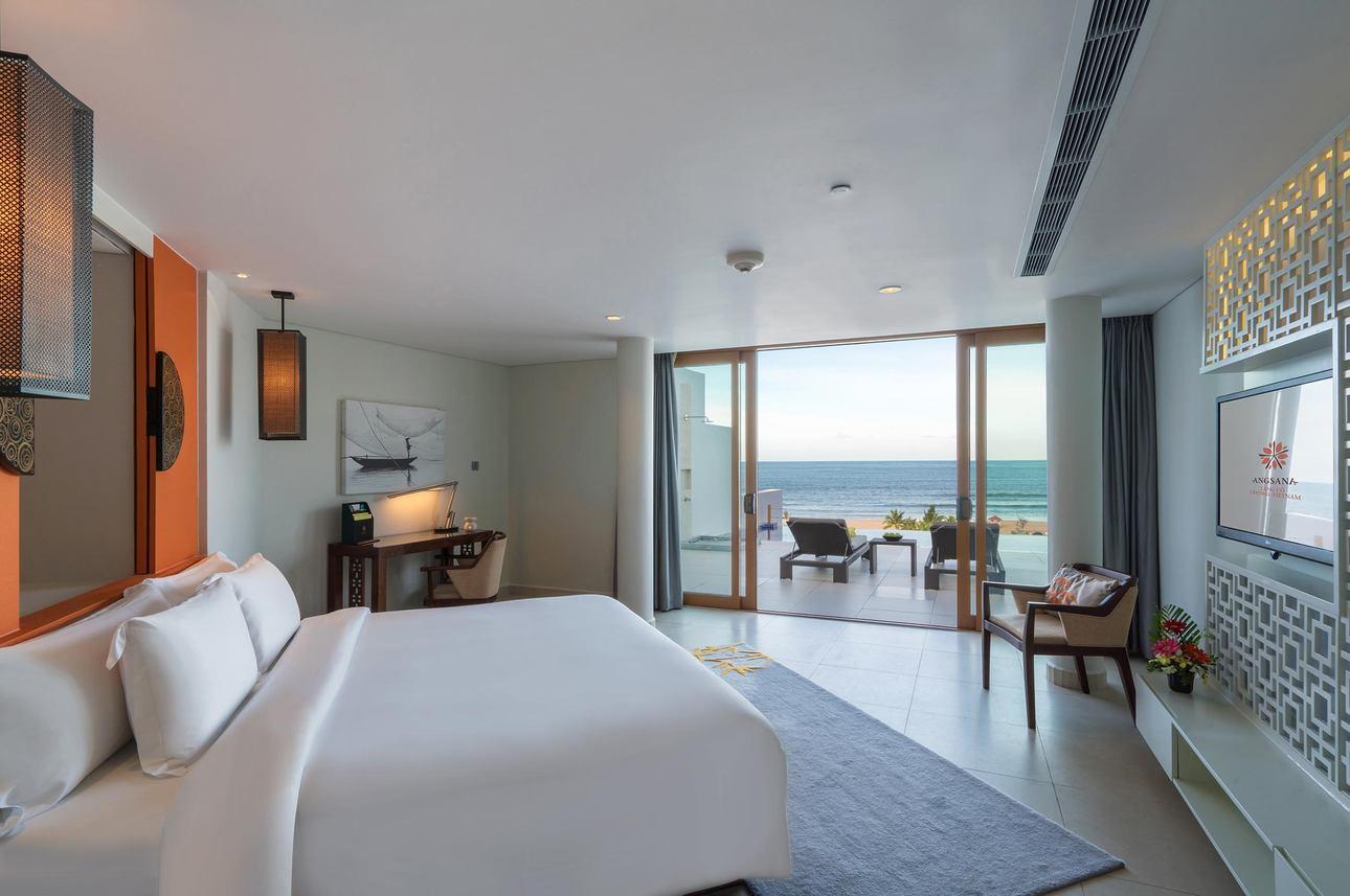 Suite Zeezicht- 1 slaapkamer