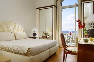 Superior Kamer zeezicht met balkon