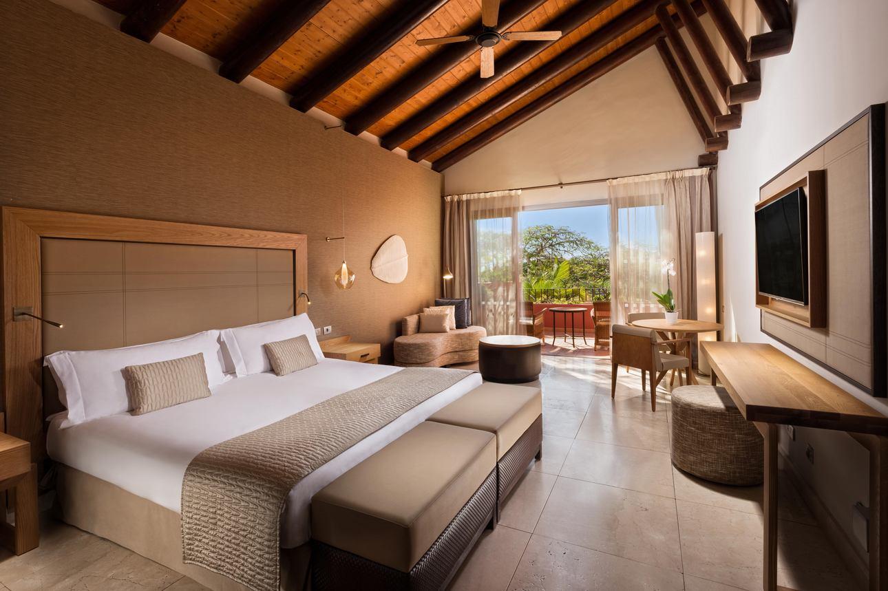 Villa Deluxe Kamer Tuinzicht