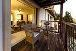 Family Suite Zeezicht 2 - Slaapkamers Hoofdgebouw