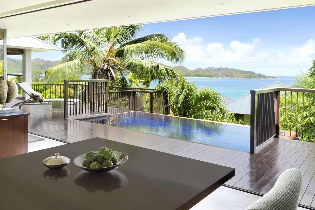 Ocean View Pool Villa 2-slaapkamer
