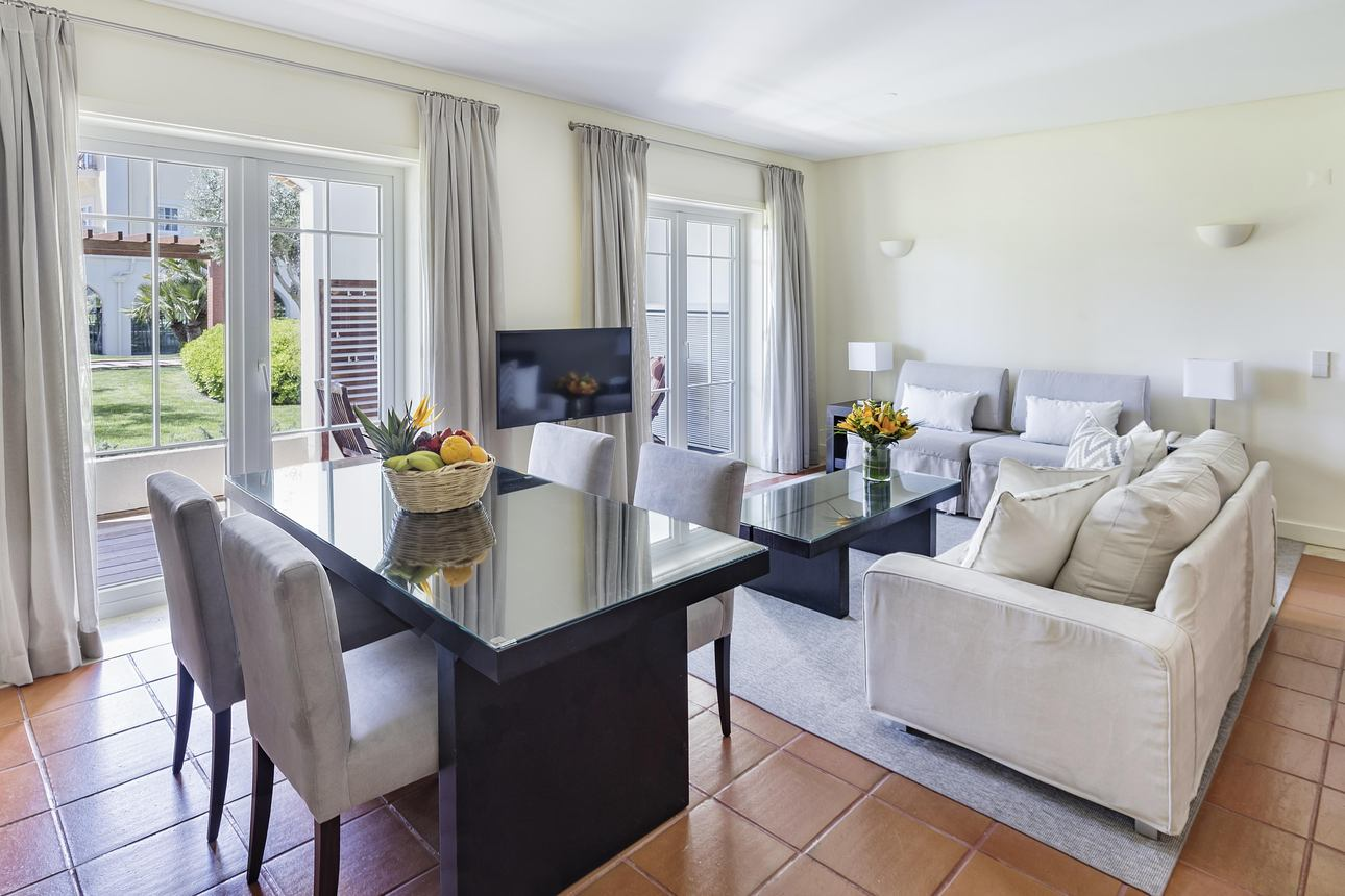 Tweekamer Appartement Resortzicht