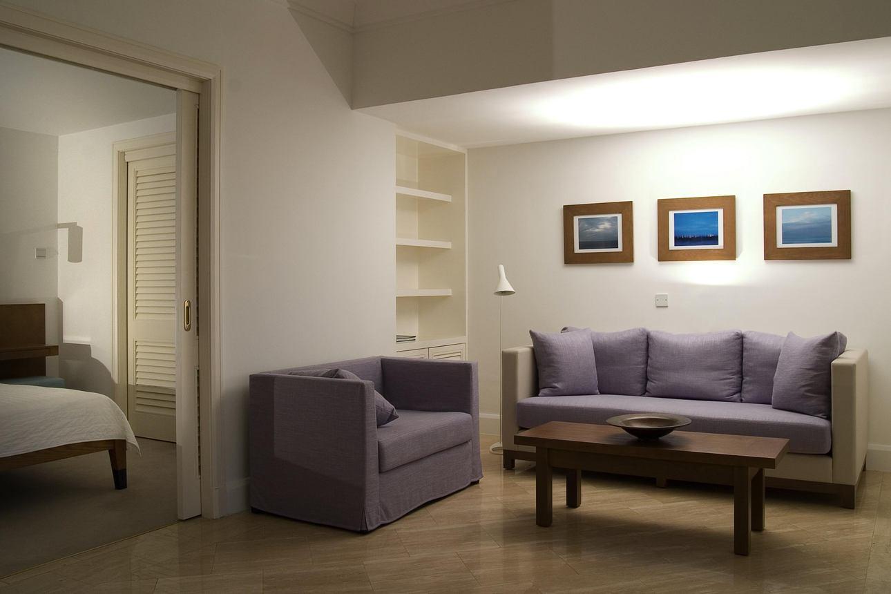 Tweekamer Deluxe Suite