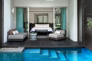 Grand Deluxe Lagoon Pool Kamer