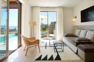 Ocean Pool Villa met tuin