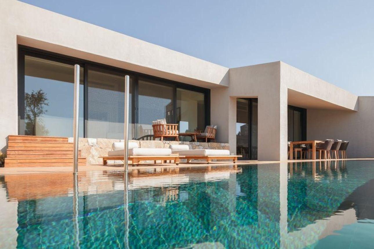 Residence met privé zwembad (5 slaapkamers)