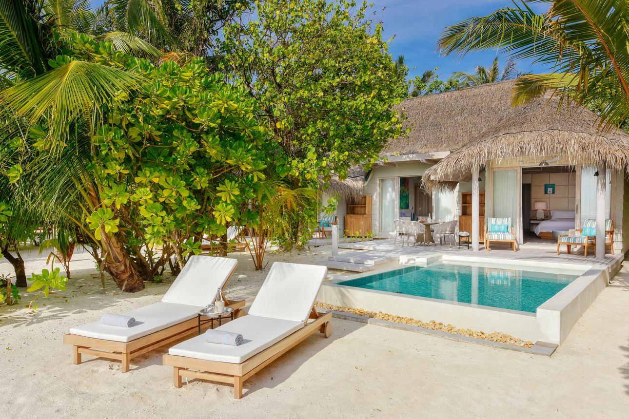 Grand Beach Pool Villa