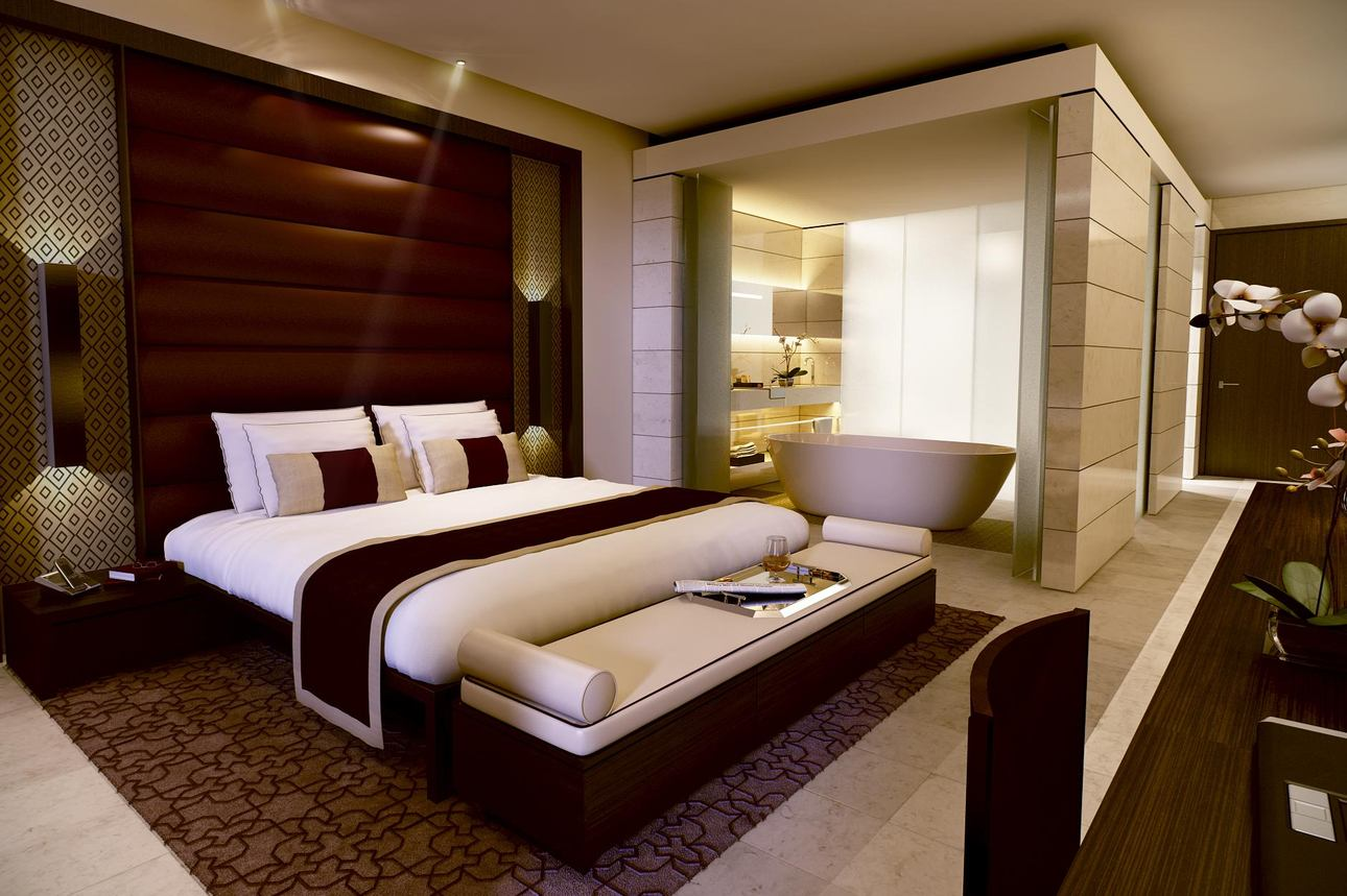 Deluxe Kamer Resort View