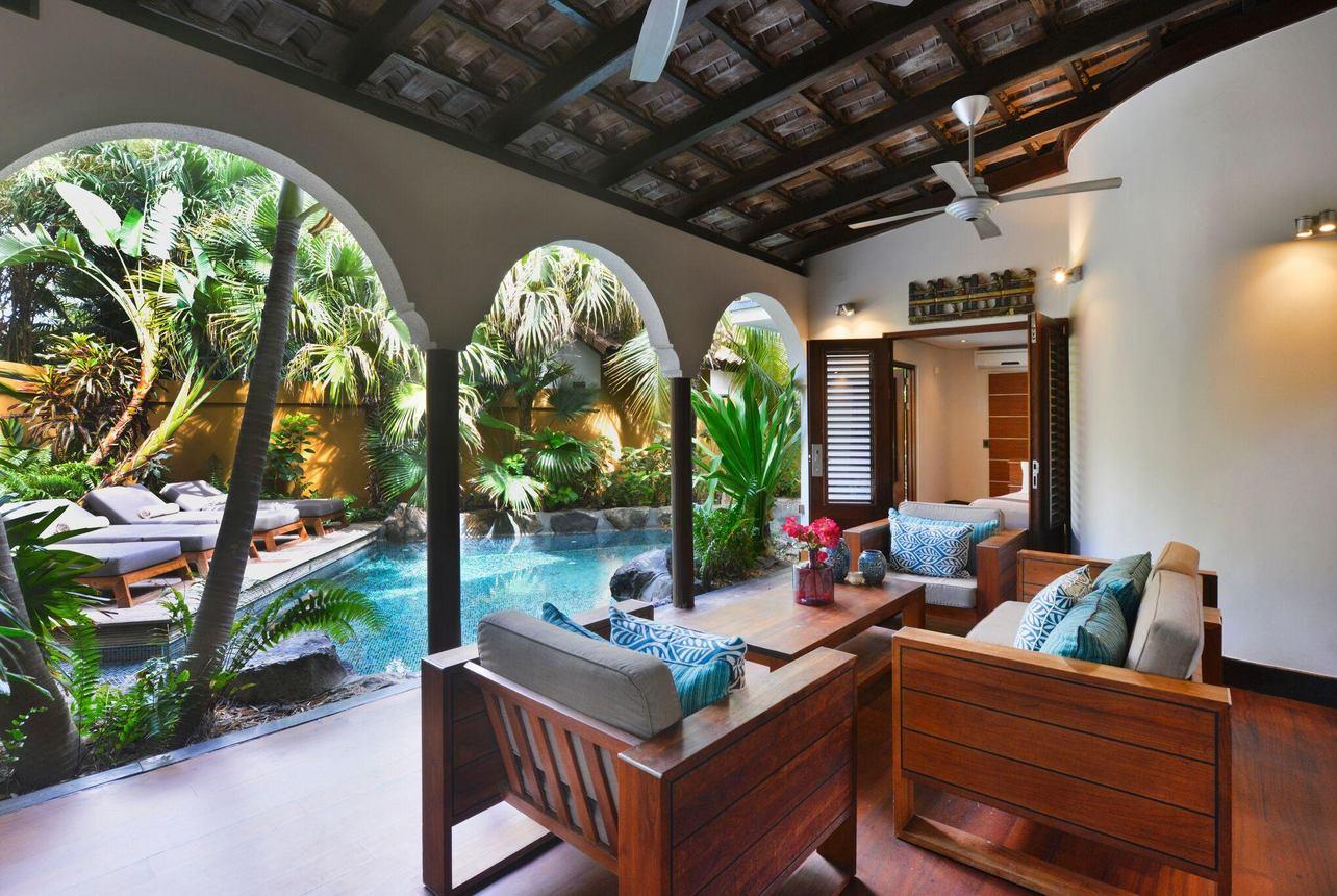 Superior Private Pool Villa - 3 slaapkamers