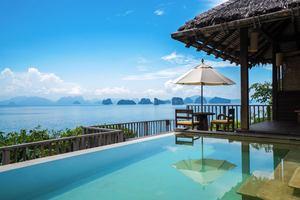 Ocean Pool Villa - 2 slaapkamers