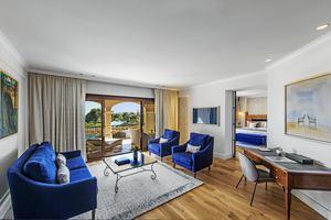 Driekamer Ocean Suite