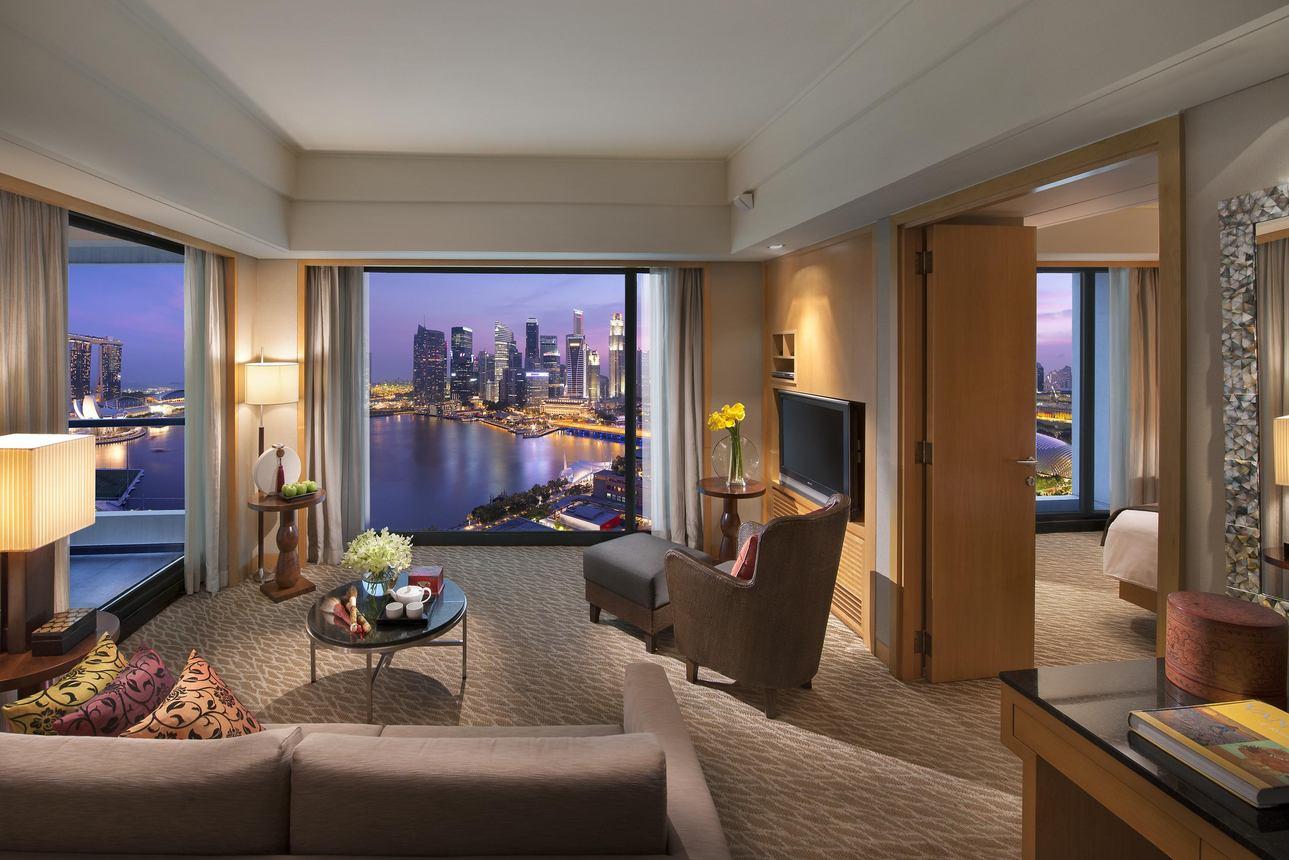 Marina Bay Suite