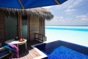 Anantara Over-Water Pool Suite