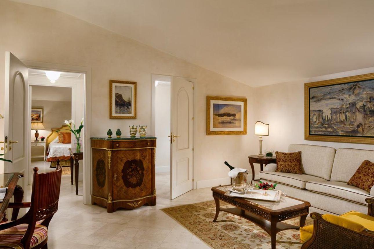 2-slaapkamer Exclusive Suite