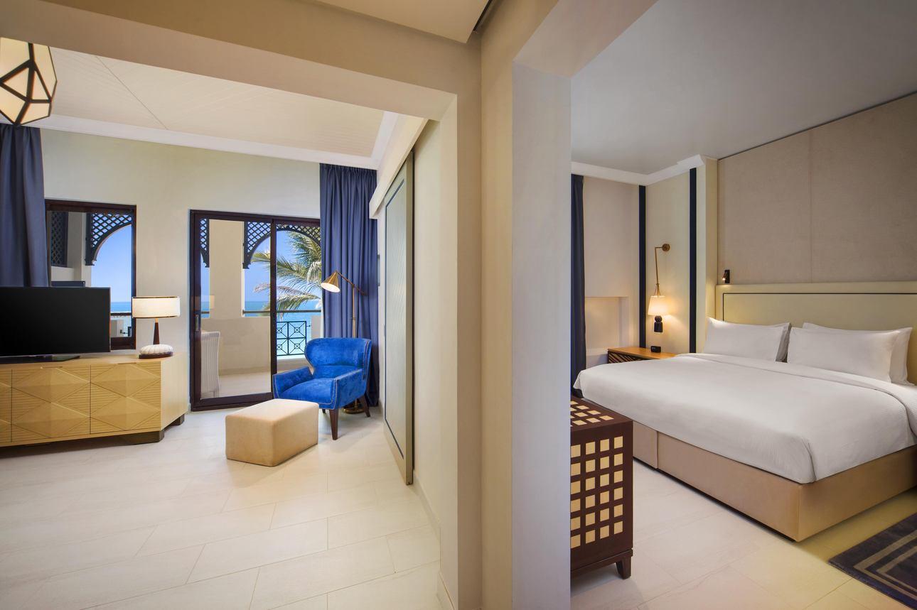 2-slaapkamer Family Seafront Villa