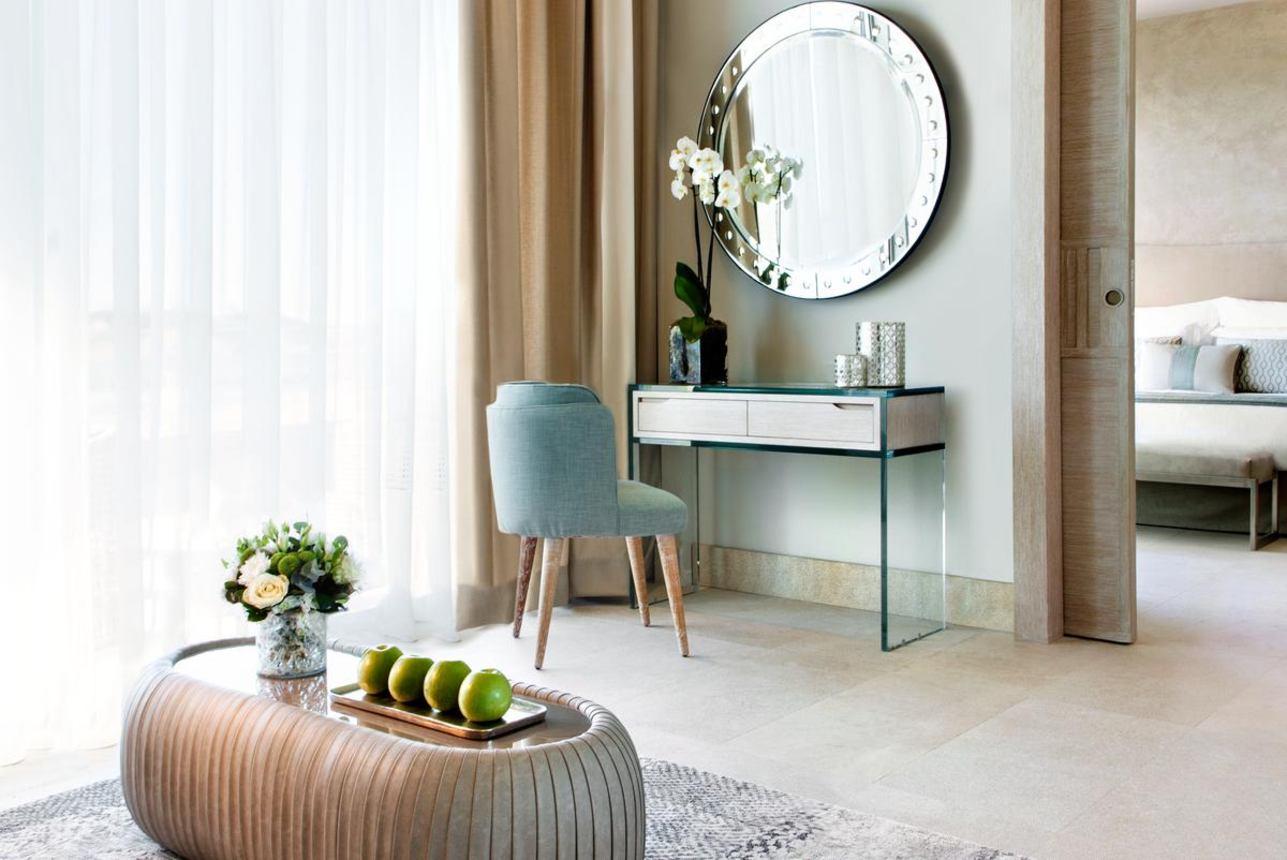 Deluxe Suite met balkon