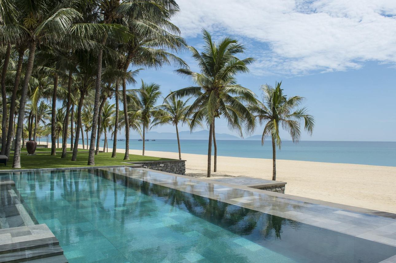 Beachfront Pool Villa - 3 slaapkamers