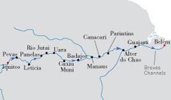 Iquitos - Belem