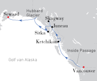 Vancouver - Seward