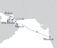 Dubai - Mumbai