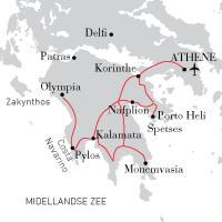 Autoreis Peloponnesos
