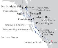 Vancouver - Juneau - Vancouver
